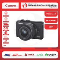 Kamera Mirrorless Canon EOS M200 15-45mm Black