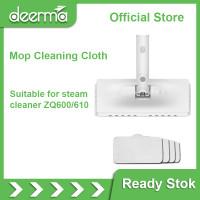 Deerma Steam Cleaner Mop Cleaning Mop Dem-zq600 Dem-zq610 Mop 1 Pcs