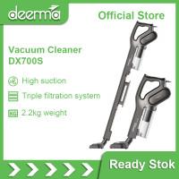 Deerma Dx700S 2-in-1 Vertical Hand-held Vacuum Cleaner