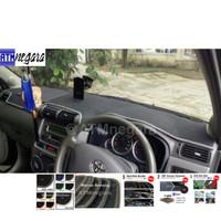 Aksesoris Cover / Karpet Dashboard Mobil Avanza / Xenia (Old) - Cokelat