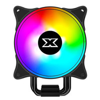 XIGMATEK Windpower WP1266 - Universal CPU Air Cooler RGB Fan (COOLER)