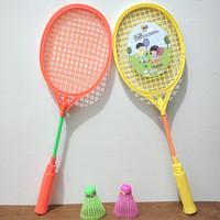 Mainan Olahraga Anak Raket Bulu Tangkis Badminton Anak