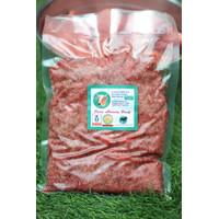 Fresh Sirloin Beef Meat 1kg /Dog Food/Cat Food/Rawfood/Makanan Anjing