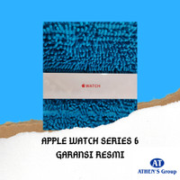 NEW APPLE WATCH SERIES 6 GARANSI RESMI