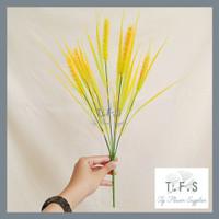 [COD] Artificial flower Long Wheat Palsu 7 Stem Gandum Bunga Palsu