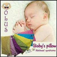 Olus Pillow (Bantal Bayi Isi Kulit Kacang Ijo)