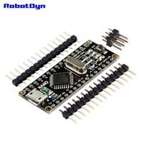 RobotDyn Arduino Nano V3 ATmega328 CH340 MicroUSB