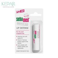 SEBAMED LIP DEFENSE SPF 30 4.8g / LIP BALM / PELEMBAB BIBIR KERING