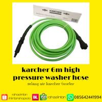 karcher high pressure hose 6m selang air sambungan keran pompa bagus