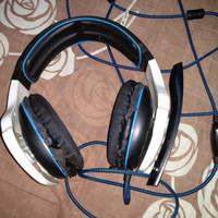 gaming headset 7.1 surround sades SA 903 Bekas