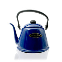 Narrow Mouthed Coffee Kettle 2L Blue