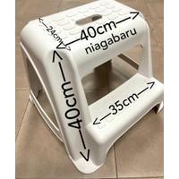 Bangku nongkrong /kursi bakso /tangga plastik tebal khusus GOJEK BOGOR
