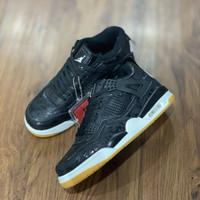 Nike air Jordan 4 Black White - 39