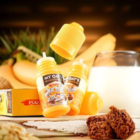 My Oats Choco Banana Pod Series 30ML by IDJ x Vaporking - Liquid