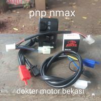 saklar holder kanan lexi pnp nmax switch holder lokal