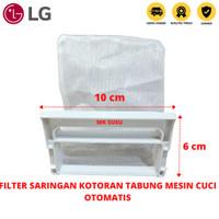 Filter Assembly Saringan Kotoran Tabung Mesin Cuci Otomatis LG
