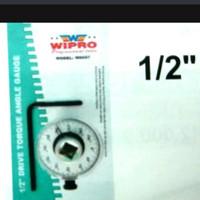 Kunci torsi meter untuk melepas & memasang buat drive angle gauge 1/2