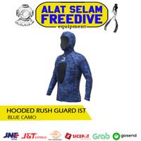 VSH100 - Hooded Rash Guard IST Baju Freediving Freediving BL CM