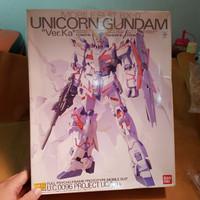 MG unicorn ver ka BANDAI