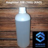 Amphitol 20B 1Kg - Foam Booster - Ampitol - Lauryl Betaine -Busa Sabun