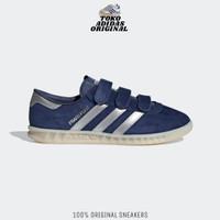 Sepatu Sneakers Casual Adidas Frankfurt Blue/Bird 100% ORIGINAL BNIB