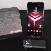 Asus ROG phone 3 Ram 8/128 Gb garansi resmi