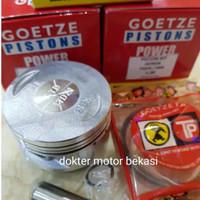 piston kit honda tiger kbb seher goetze ring TP japan