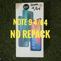 Xiaomi Redmi Note 9 4/64 GB Garansi Resmi ram 4gb 4 TAM new BNIB