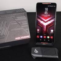 Asus ROG phone 3 Ram 12/256 Gb garansi resmi