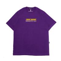 T-shirt A$ap Rocko Purple (Parody Asap Rocky) By ZeroTwentyTwo