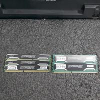 RAM Kit Crucial BallistiX sport 4GB DDR3 12800