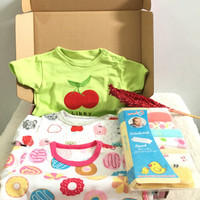 Paket Kado Bayi Cherry Set (3-6months)