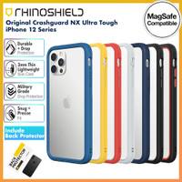 Rhinoshield Crashguard NX Case iPhone 12 Pro Max Mini Softcase Casing