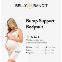 Belly Bandit - Bump Support Bodysuit