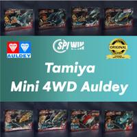 Tamiya Auldey Lengkap Mini 4WD tamia Reguler