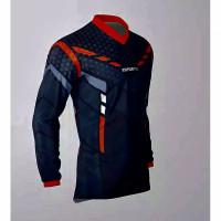 Kaos Jersey sepeda lengan panjang baju sepeda oneal murah berkualitas