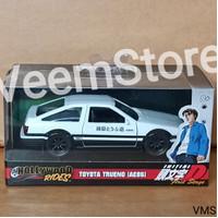 Die Cast 1:32 Toyota TRUENO AE86 initial D [jada]