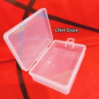 1 PC KOTAK PLASTIK / BOX PLASTIK / KOTAK AKSESORIS / TEMPAT MASKER