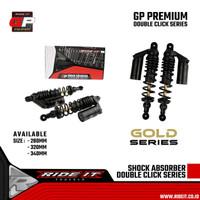 Shock GP Premium Gold Series Shock bebek GP Premium280 320 340 Ride IT