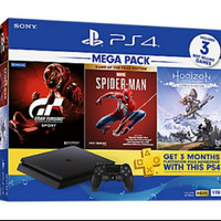 Ps4 Megapack Slim 1TB ps4 Mega Pack 3 Garansi Resmi Sony Indonesia