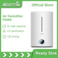 Deerma Air Humidifier F628S 5L Capacity UV lamp purification