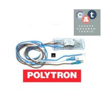 Bimetal defrost sensor suhu evapurator kulkas 2 pintu polytron standar