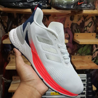 Sepatu Sneakers Adidas Response Super White Silver Women