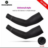 Rockbros Manset Tangan Olahraga Sepeda Arm Sleve