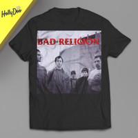 T-Shirt Band Bad Religion Stranger Than Fiction Kaos Musik Distro