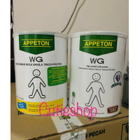 Appeton Weight Gain Adult 900 gram coklat vanila vanilla