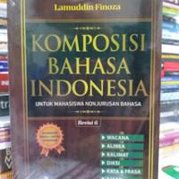 BUKU KOMPOSISI BAHASA INDONESIA Revisi 6 By Lamuddin Finoza