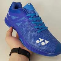 Sepatu Badminton Yonex Power Cushion Aerus 3 Blue
