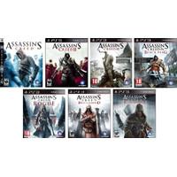 Assassin Creed + DLC PS3