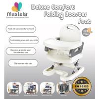 Mastela Adjustable Booster Seat / Kursi Makan Bayi